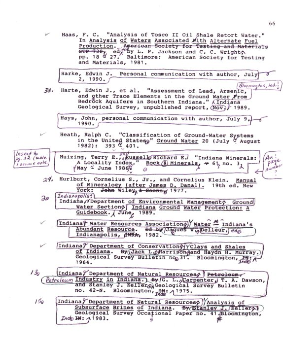 Harris, references, page 3